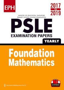 PSLE F/ Maths Exam Qs & Ans 17-19 (Yrly)