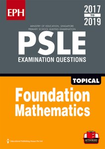 PSLE F/ Maths Exam Qs & Ans 17-19 (Topic)