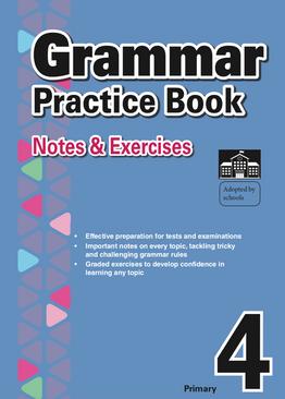 Grammar Practice Book Primary 4