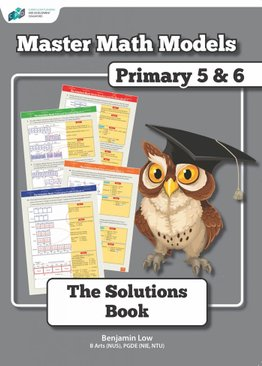 Mastering Math Models Book 5 - The Solutions Book