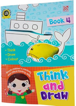 Think And Draw Book 4