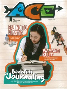 ACE MAGAZINE SUBSCRIPTION - 5 ISSUES