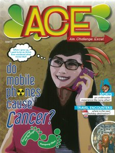 ACE MAGAZINE PACK - 5 ISSUES