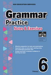 Grammar Practice Book Primary 6