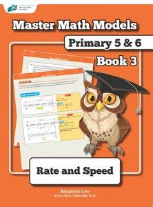 Mastering Math Models Book 3