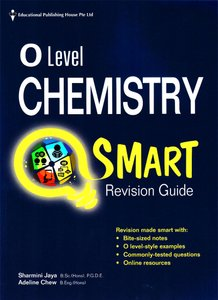 O level Chemistry Smart Revision Guide