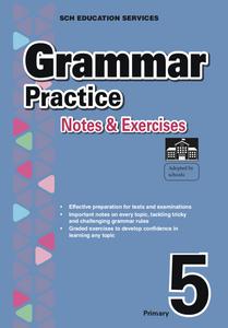 Grammar Practice Book Primary 5