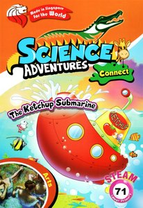 Science Adventures 2020 Subscription - Connect (STEAM)