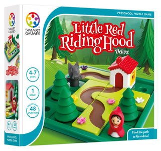 SmartGames - Little Red Riding Hood Deluxe