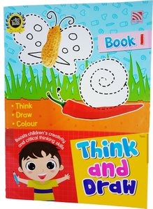 Think And Draw Book 1