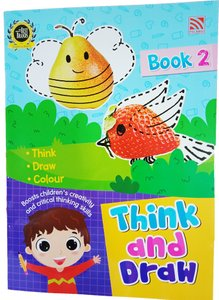 Think And Draw Book 2