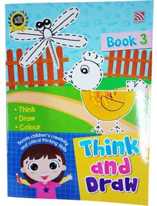 Think And Draw Book 3