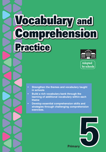Primary 5 English Vocabulary and Comprehension Practice