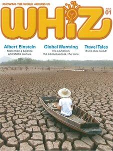 WHIZ MAGAZINE PACK - 4 ISSUES