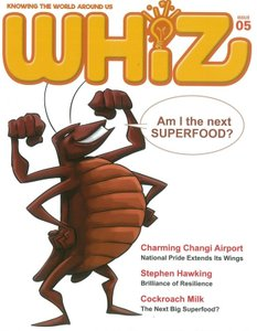 WHIZ MAGAZINE SUBSCRIPTION - 4 ISSUES