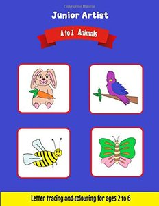 Junior Artist: A to Z Animals