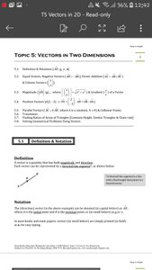 Exam Buddy Elementary Mathematics Sec 4 (2020 Edition) Topic 5: Vectors in Two Dimensions