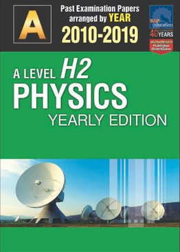 A-Level H2 Physics Yearly Edition 2010-2019 + Answers