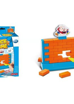 Board Game Play N Learn 707 Brick Educational Party Game