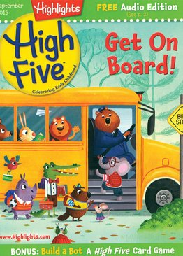 High Five - One Year Subscription