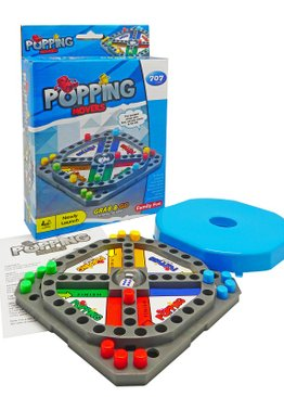 Board Game Play N Learn 707 Popping Movers Educational Party Game