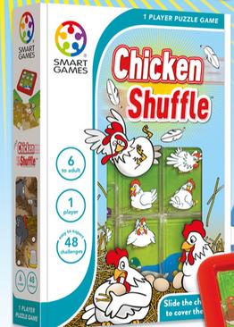 SmartGames Chicken Shuffle Jr