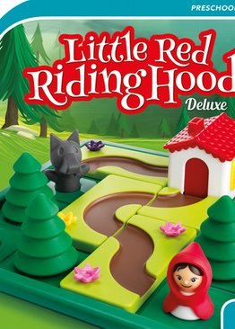 SmartGames Little Red Riding Hood XL