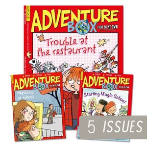 Adventure BOX  - 2019 (5 issues)