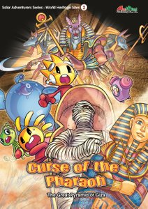 Solar Adventurers: Curse Of The Pharoah – The Great Pyramid Of Giza