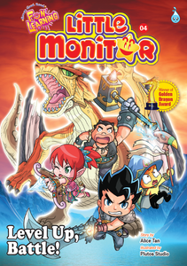 Little Monitor – Level Up, Battle!