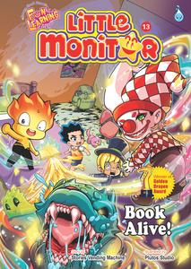 Little Monitor – Book Comes Alive!