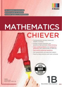 Mathematics Achiever 1B (New Ed)
