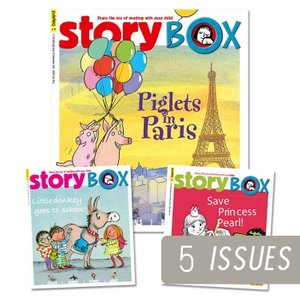 Story BOX  - 2019 (5 issues)