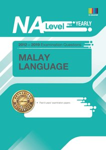N(A) Level Malay Language (Yearly) Qn + Ans 2012-2019