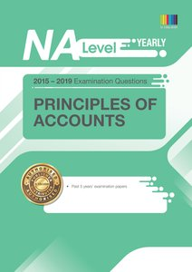 N(A) Level Principles of Accounts (Yearly) Qn + Ans 2015-2019