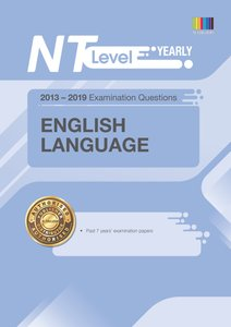 N(T) Level English Language (Yearly) Qn + Ans 2013-2019