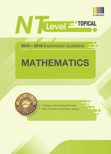 N(T) Level Mathematics (Topical) Qn + Ans 2010-2019