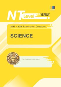 N(T) Level Science (Yearly) Qn + Ans 2015-2019