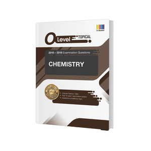 O Level Chemistry (Topical) Qn + Ans 2010-2019