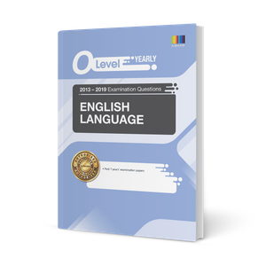 O Level English Language (Yearly) Qn + Ans 2013-2019