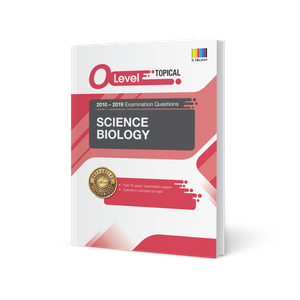 O Level Science Biology (Topical) Qn + Ans 2010-2019