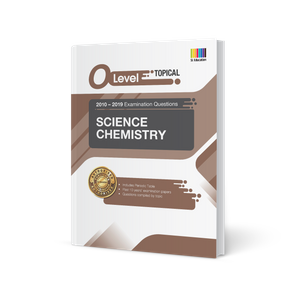 O Level Science Chemistry (Topical) Qn + Ans 2010-2019