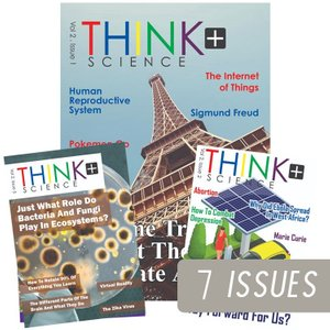 Think+ Science   - 2019 (7 issues)