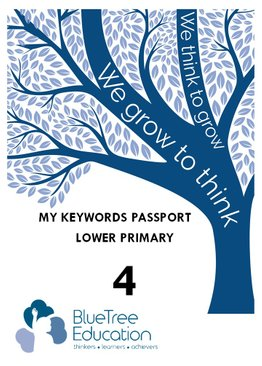 P4 Science Keyword Passport