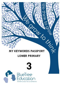 P3 Science Keyword Passport