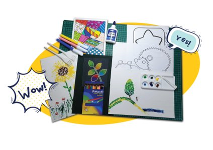 Think Kids Art BOX