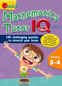Mathematics Tutor IQ Questions P3&4