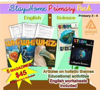 STAY HOME PRIMARY PACK