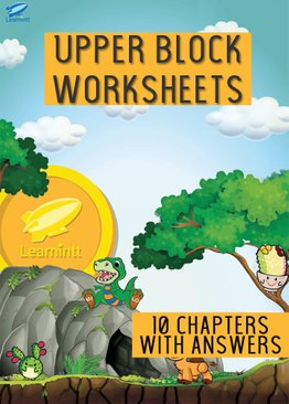 Upper Primary Science Worksheets (Digital)