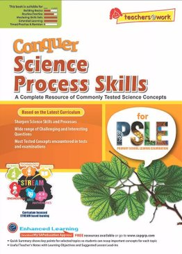Conquer Science Process Skills For PSLE